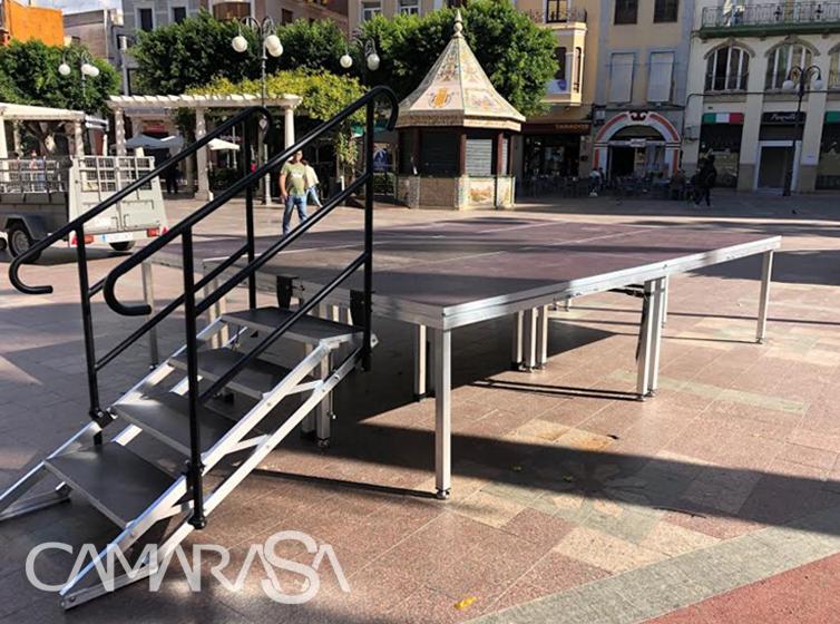escenario-escalera-montaje-actuacion-alzira-valencia-evento-tarima-escalera